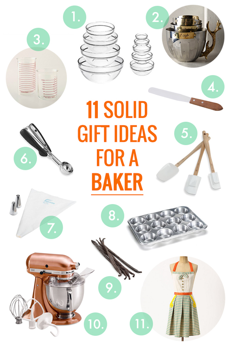 baker gift ideas