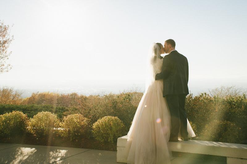 lds wedding