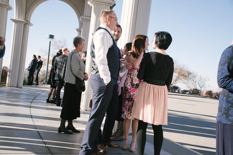 lds temple wedding