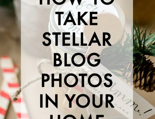 take great blog photos