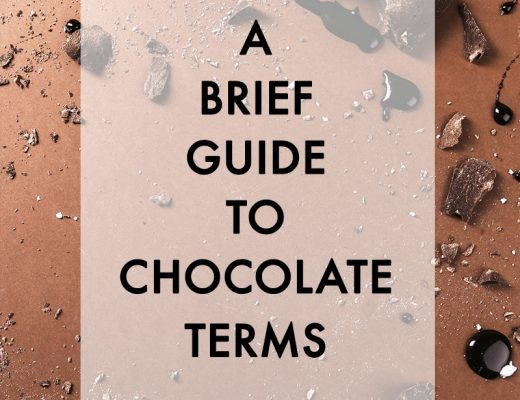 chocolate terminology guide