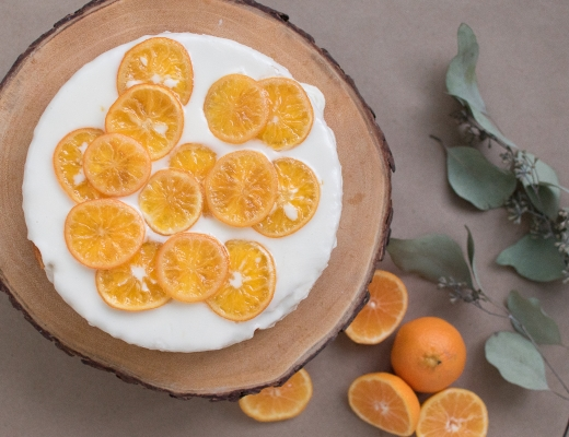 walter mitty clementine cake