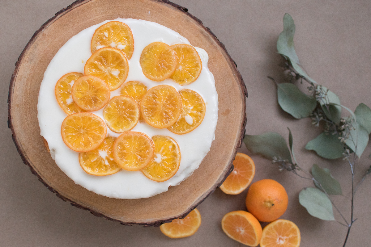 Recipe For Walter Mitty Clementine Cake
